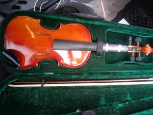 Violin in case 50 for Sale in Melbourne, FL