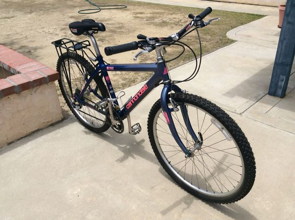 Cannondale Small Frame Bicycle