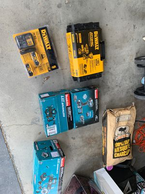 Brand new power tools for Sale in Los Angeles, CA