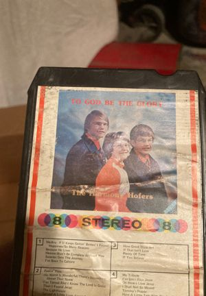 8 track for Sale in Tracy, MN
