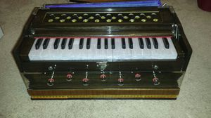 Harmonium (indian musical keyboard) for Sale in Irving, TX