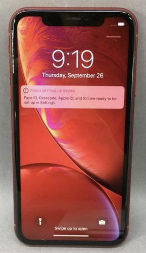 IPHONE XR 64GB (AT&T) for Sale in Orlando, FL