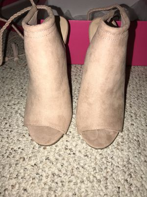 Muave colored heels! 💓❣️ for Sale in Akron, OH