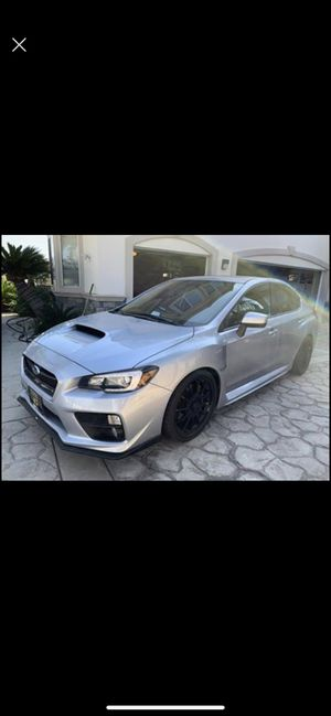 2016 Subaru WRX limited 7042 miles one owner for Sale in Rosemead, CA