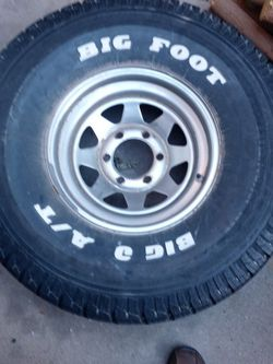Big Truck Tires. for Sale in Mesa, AZ