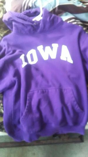 Iowa hoody for Sale in Clinton, IA