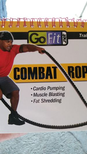 Combat rope workout for Sale in Riverside, CA