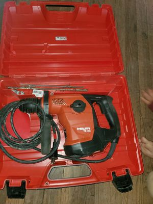 Hilti te 30 brand new for Sale in Spring, TX