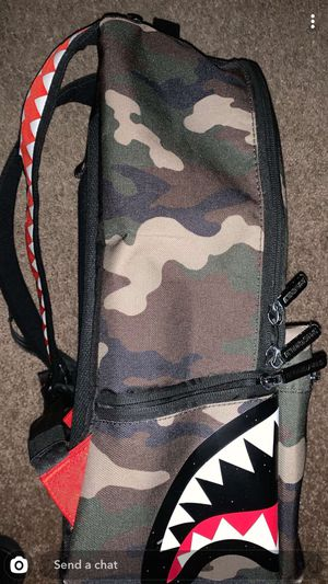 Backpack Sprayground for Sale in Selma, CA