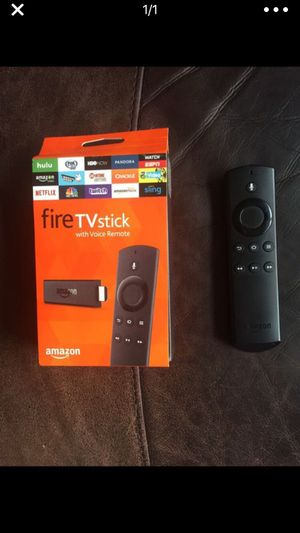 Amazon Fire Tv Stick with Alexa. for Sale in Vancouver, WA