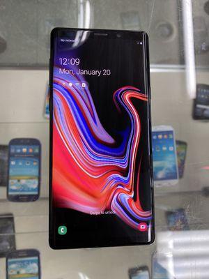 Samsung galaxy note9 128gb unlocks for Sale in Las Vegas, NV