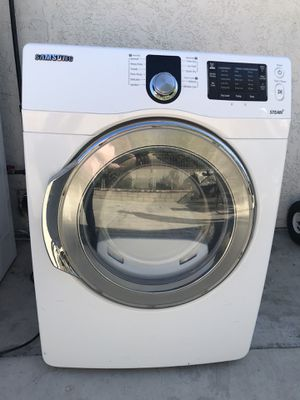 Samsung Gas Dryer with 90 day warranty for Sale in Rialto, CA