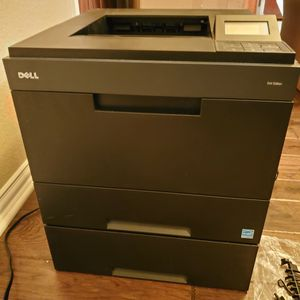 Dell 5330dn Printer for Sale in Fort Worth, TX