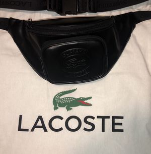 Supreme x Lacoste Waist Bag SS18 for Sale in Orlando, FL