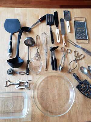 Kitchen Utensils and more (some antiques) for Sale in Gresham, OR