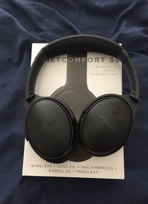Bose qc35 for Sale in San Francisco, CA