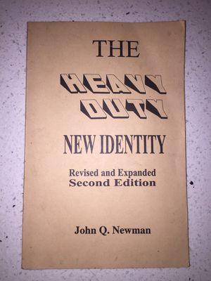 New Identity for Sale in Tempe, AZ