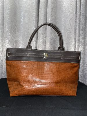 Brown Leather Emilie M Purse for Sale in Scarsdale, NY