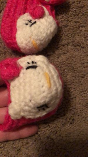 Hello kitty slippers for Sale in Bartow, FL