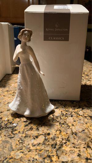 Vintage Royal Doulton Cherish Figurine for Sale in Huntington Beach, CA