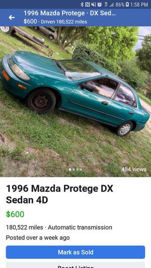 Mazda 4d for Sale in Tampa, FL