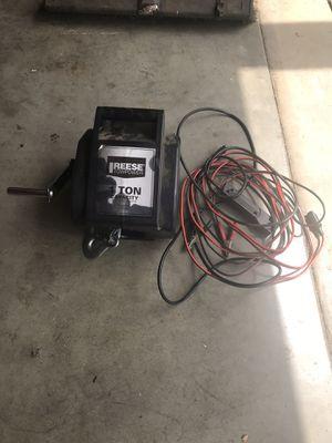 Battery power winch for Sale in Marysville, WA
