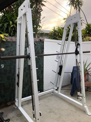 Commercial Smith Machine for Sale in Hawaiian Gardens, CA