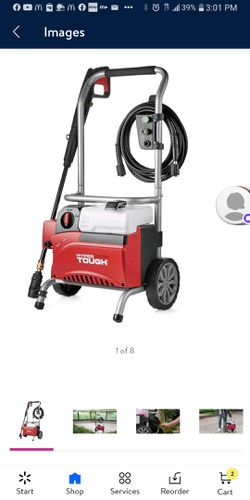 hyper tough 1800 PSI pressure washer for Sale in Troutdale,  OR
