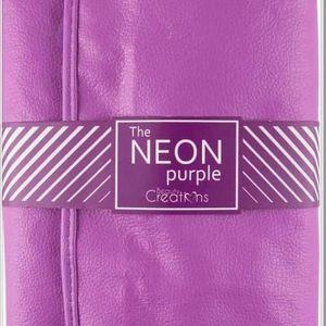 Neon purple beauty creation brush set for Sale in Riverside, CA