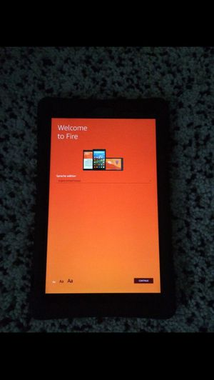 Kindle fire 7th gen 32 gb for Sale in New York, NY
