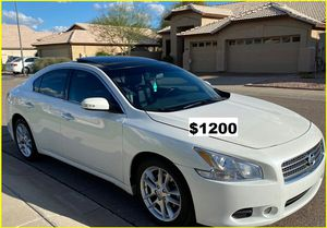 2009 Nissan Maxima only$1200 for Sale in Lincoln, NE