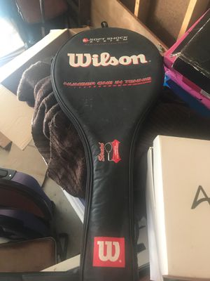 Wilson Tennis Racket for Sale in Indianapolis, IN