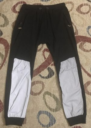 American Stitch Reflective Jogger Pants for Sale in Chicopee, MA