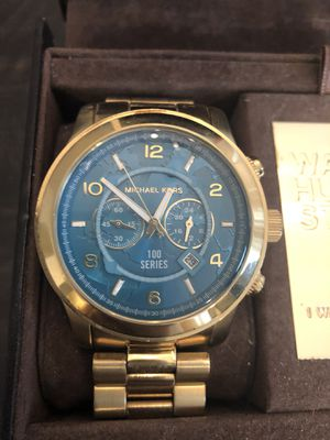 Michael Kors Watch Hunger Stop Watch for Sale in Parker, CO