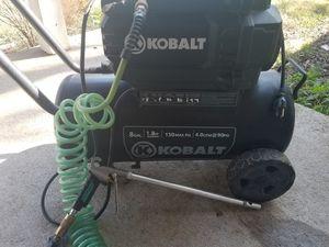 Kobalt 8 gallon air compressor for Sale in Murfreesboro, TN