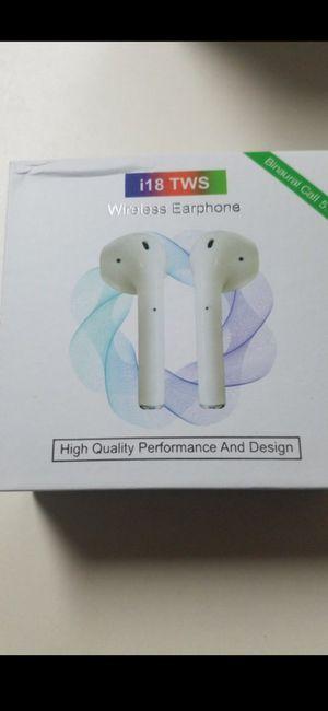 Universal I18 TWS Bluetooth 5.0 for Sale in Cedar Hill, TX