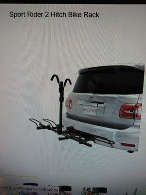 Hollywood Hitch Mount 2 Bike Rack for Sale in Cuyahoga Falls, OH