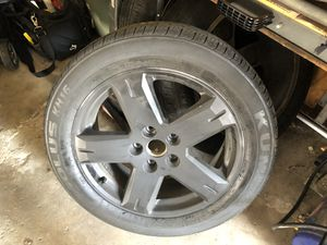 Dodge and Chrysler rims 19 inch looking for small boat inflatable for Sale in Chicago, IL