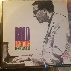 Promotional Copy of The Bob James Trio's Bold Conceptions Album for Sale in Denver, CO
