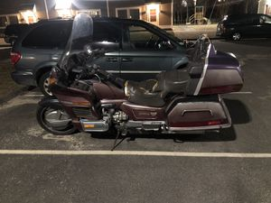 1989 Honda Gold Wing for Sale in Wolcott, CT
