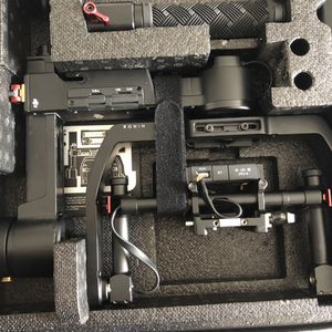 RONIN-M with batteries, thumb controller, case and more! for Sale in Marietta, GA
