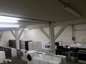 WASHERS DRYERS REFRIGERATORS STOVES. SALES AND REPAIR. ALL COMES WITH 4 MONTH WARRANTY. WITH DELIVERY. Best prices for Sale in Hampton, VA