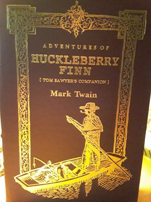 Huckleberry Finn by Mark Twain for Sale in Somerset, OH