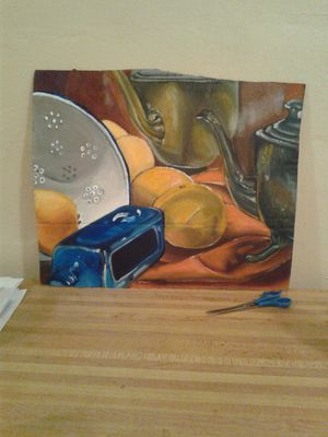 Hand painted oil painting for Sale in Lakeland, FL