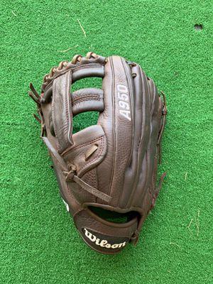 Like New Left Handed Wilson A950 13 inch Baseball Softball Glove for Sale in Santa Clarita, CA
