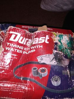 Duralast Timing Belt With Water Pump Kit for Sale in Everett,  WA