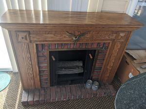 Gel burning fireplace for Sale in Milton, PA