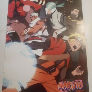Anime Posters - Naruto Shippuden #6 for Sale in Lakewood, CA