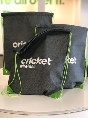 Goodie Bag For 1st three Customers that port to Cricket for Sale in Tucson, AZ