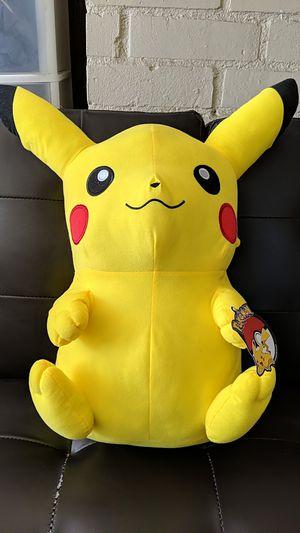 Pikachu plushie for Sale in Anaheim, CA